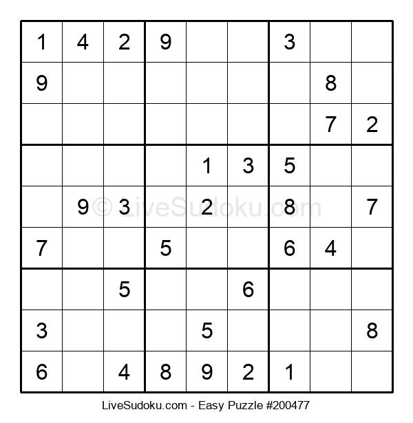 Beginners Puzzle #200477