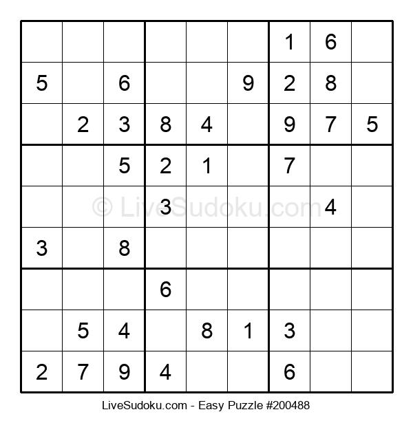 Beginners Puzzle #200488