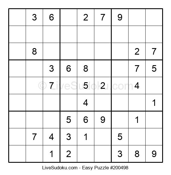 Beginners Puzzle #200498