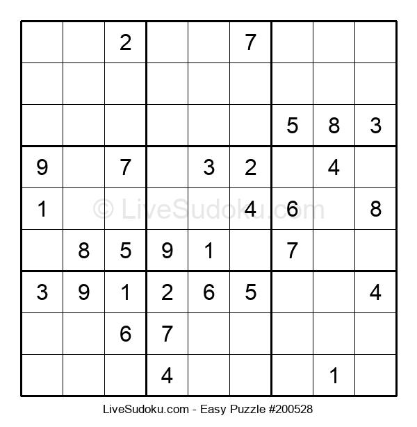 Beginners Puzzle #200528