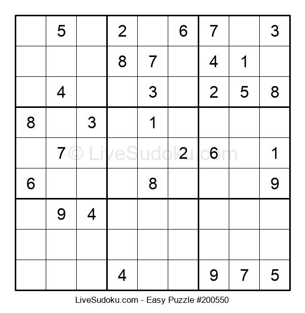 Beginners Puzzle #200550