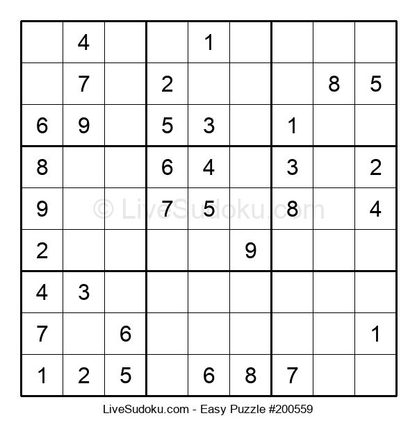 Beginners Puzzle #200559
