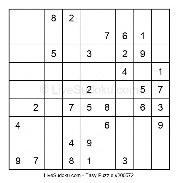 Beginners Puzzle #200572