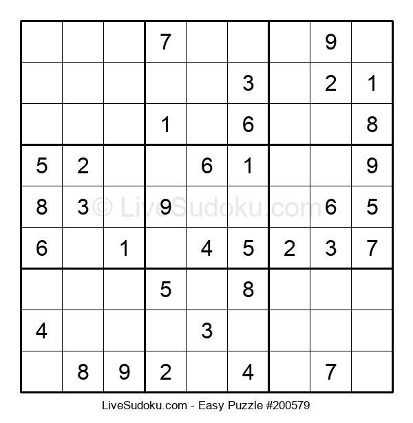 Beginners Puzzle #200579