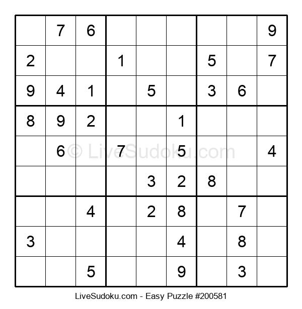 Beginners Puzzle #200581