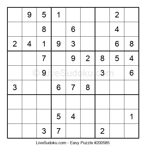 Beginners Puzzle #200585