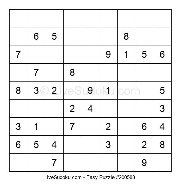 Beginners Puzzle #200588