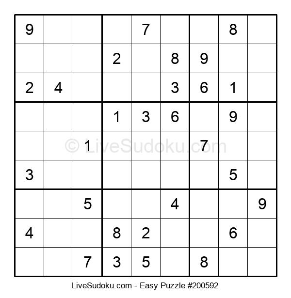Beginners Puzzle #200592