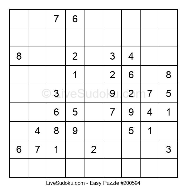 Beginners Puzzle #200594