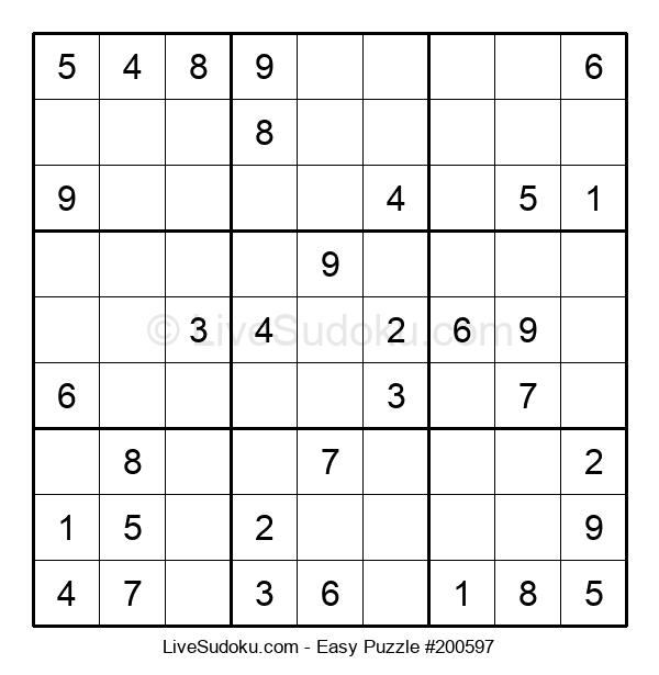 Beginners Puzzle #200597