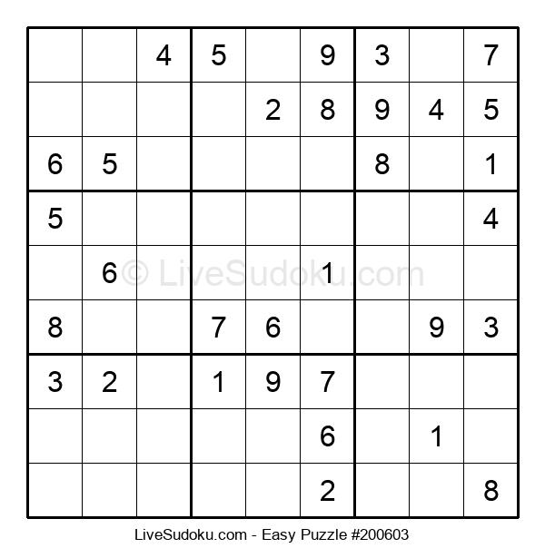 Beginners Puzzle #200603