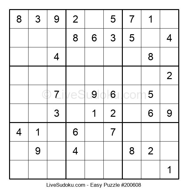 Beginners Puzzle #200608