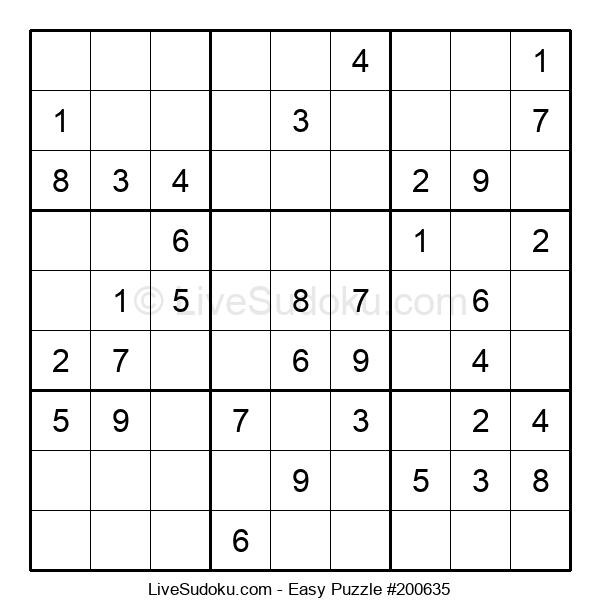 Beginners Puzzle #200635