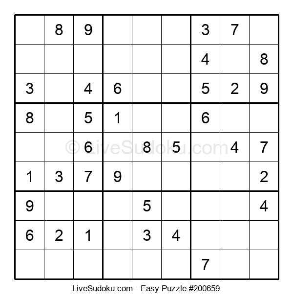 Beginners Puzzle #200659