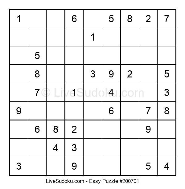 Beginners Puzzle #200701