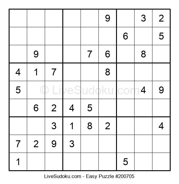 Beginners Puzzle #200705