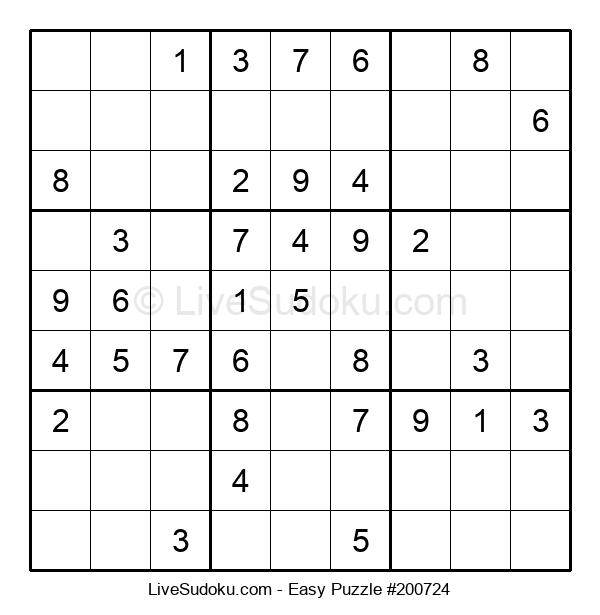 Beginners Puzzle #200724