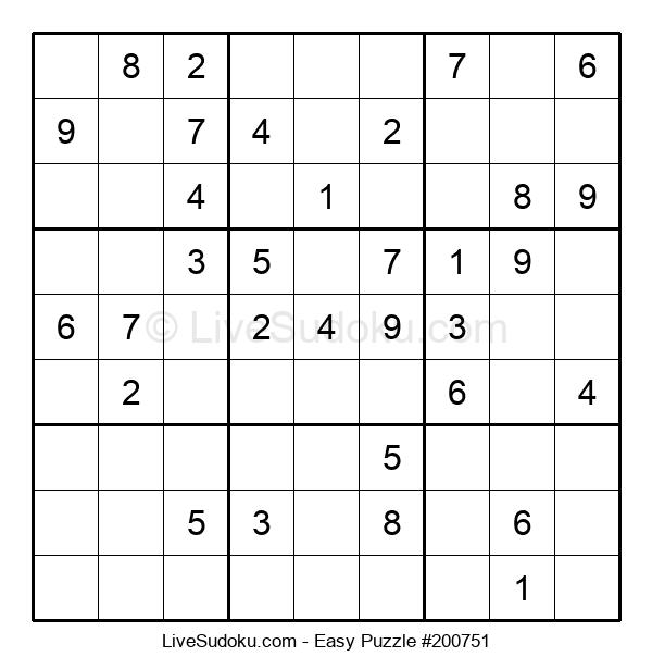 Beginners Puzzle #200751