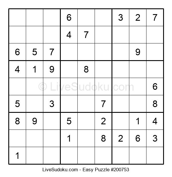 Beginners Puzzle #200753