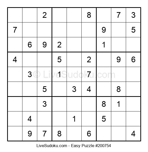 Beginners Puzzle #200754