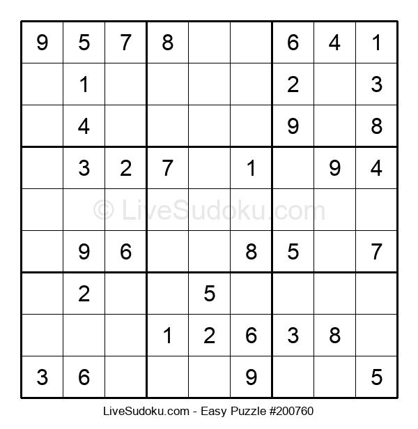 Beginners Puzzle #200760