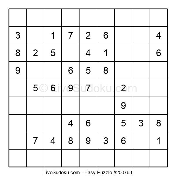 Beginners Puzzle #200763