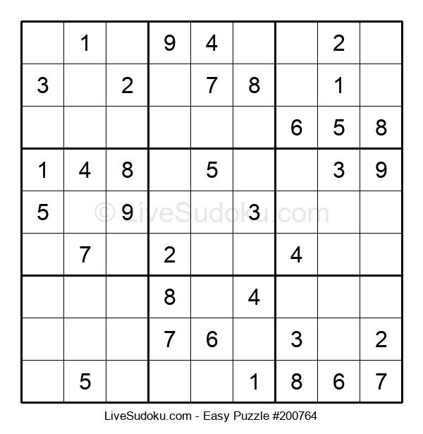 Beginners Puzzle #200764