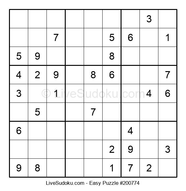 Beginners Puzzle #200774