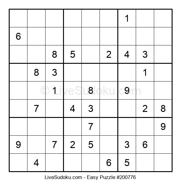 Beginners Puzzle #200776