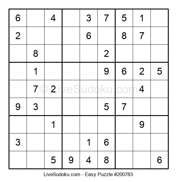 Beginners Puzzle #200783