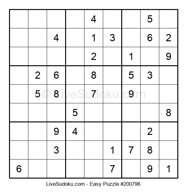 Beginners Puzzle #200796