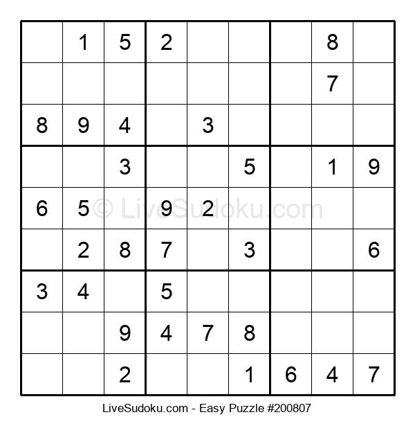 Beginners Puzzle #200807