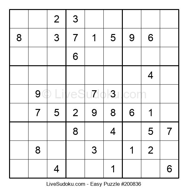 Beginners Puzzle #200836
