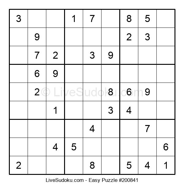 Beginners Puzzle #200841