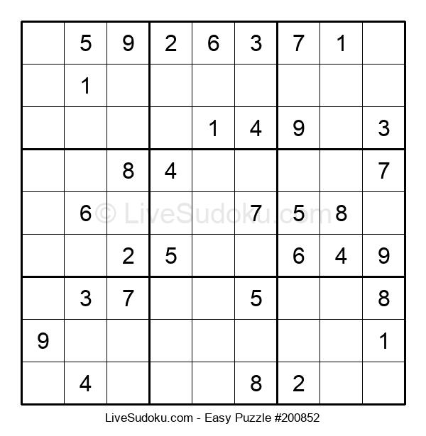 Beginners Puzzle #200852