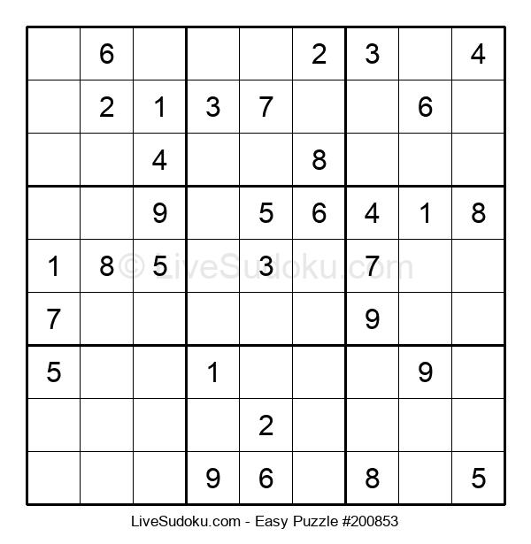 Beginners Puzzle #200853