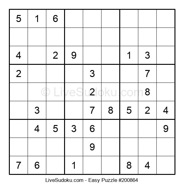 Beginners Puzzle #200864