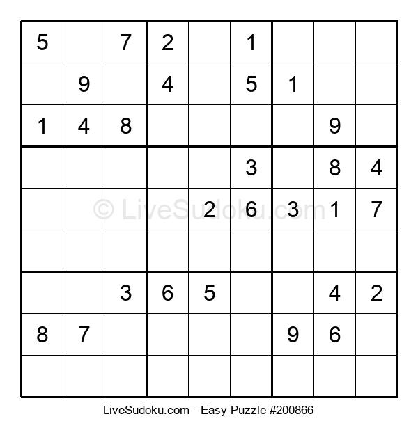 Beginners Puzzle #200866