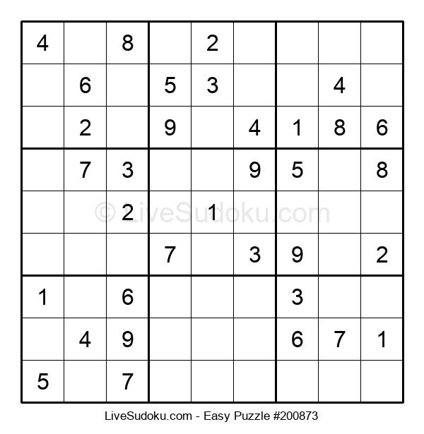 Beginners Puzzle #200873