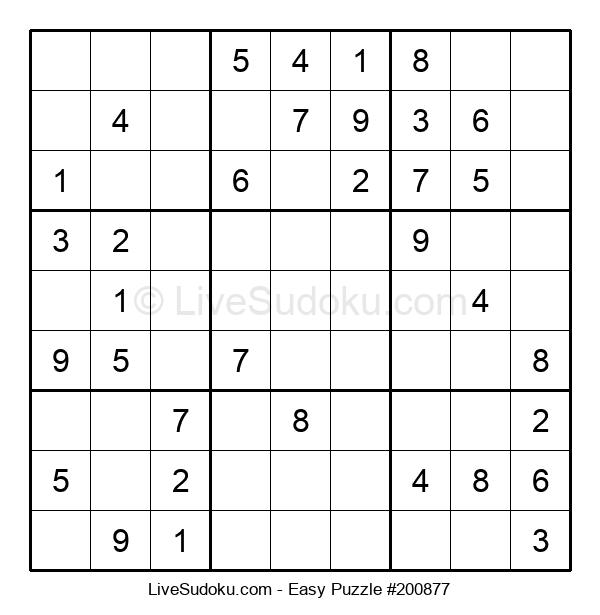 Beginners Puzzle #200877
