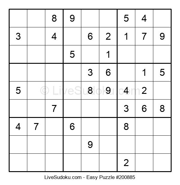 Beginners Puzzle #200885