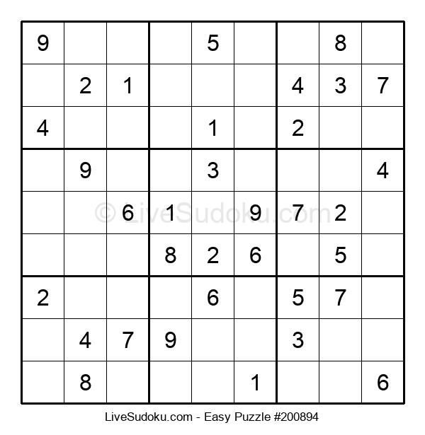 Beginners Puzzle #200894