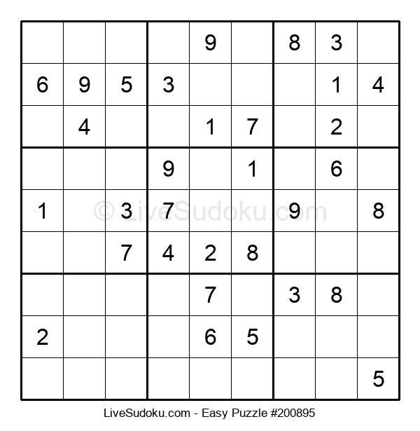 Beginners Puzzle #200895