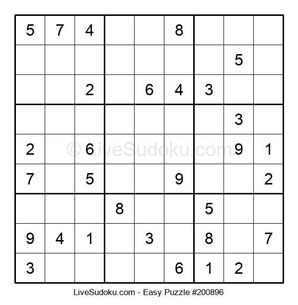 Beginners Puzzle #200896