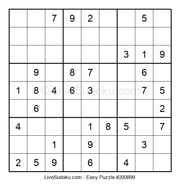 Beginners Puzzle #200899