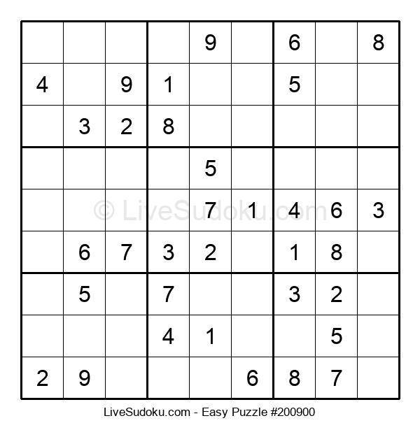 Beginners Puzzle #200900