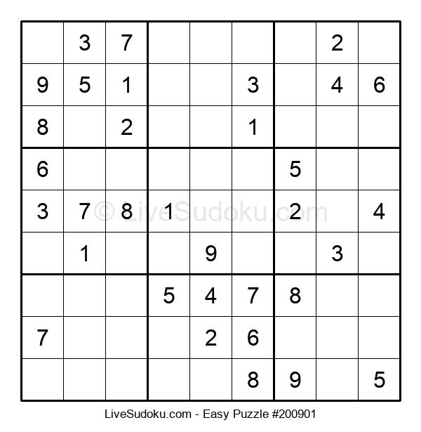 Beginners Puzzle #200901