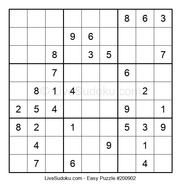 Beginners Puzzle #200902
