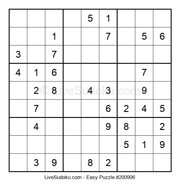 Beginners Puzzle #200906