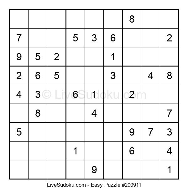 Beginners Puzzle #200911